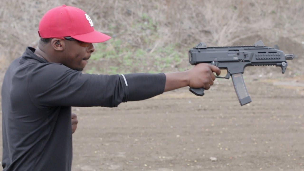Cv pistol