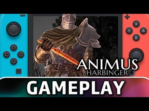 ANIMUS: Harbinger | First 10 Minutes on Switch