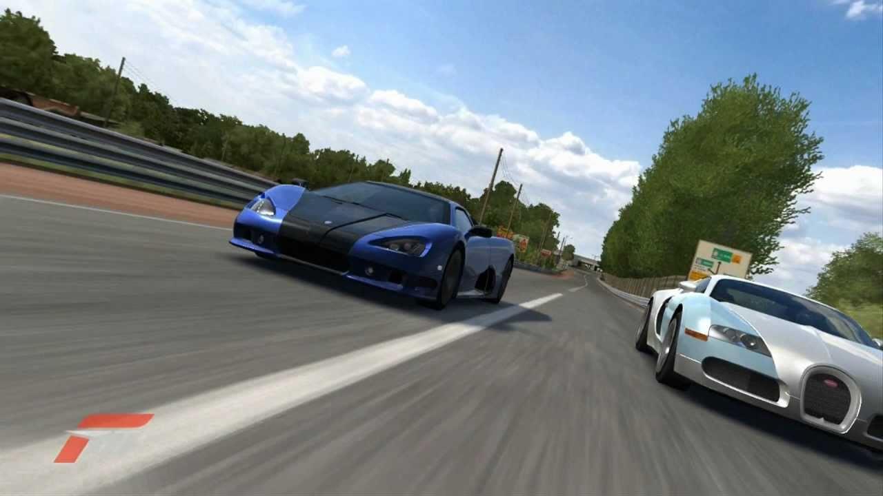 Forza 3: SSC Ultimate Aero vs Bugatti Veyron Drag Race ...  Forza Ssc Ultimate Aero Igcd