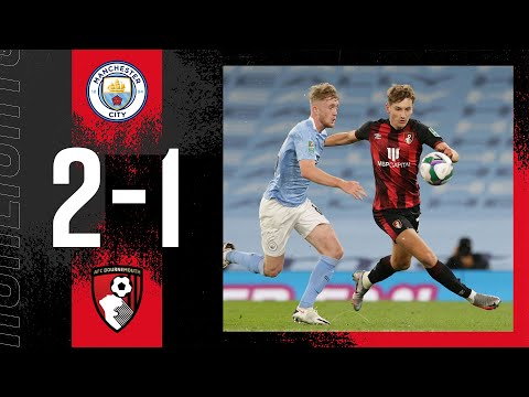 Close against the Carabao Cup holders | Manchester City 2-1 AFC Bournemouth