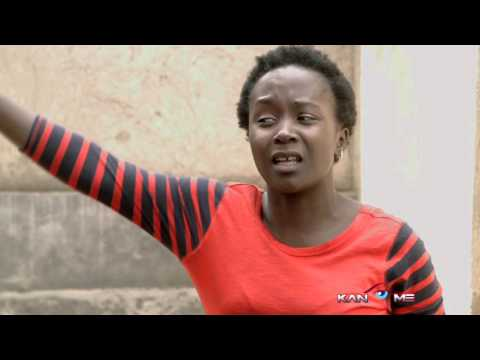 Kansiime will not be donating any blood. Kansiime Anne.  African comedy.