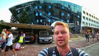 ТУРЦИЯ ШОК НАШ ПЕРВЫЙ КРУИЗ в Transatlantik Hotel Spa 5 Отдых в Кемере по НОВЫМ ПРАВИЛАМ