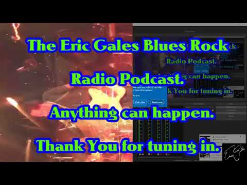 Eric Gales Blues Rock Podcast 05 11 2019