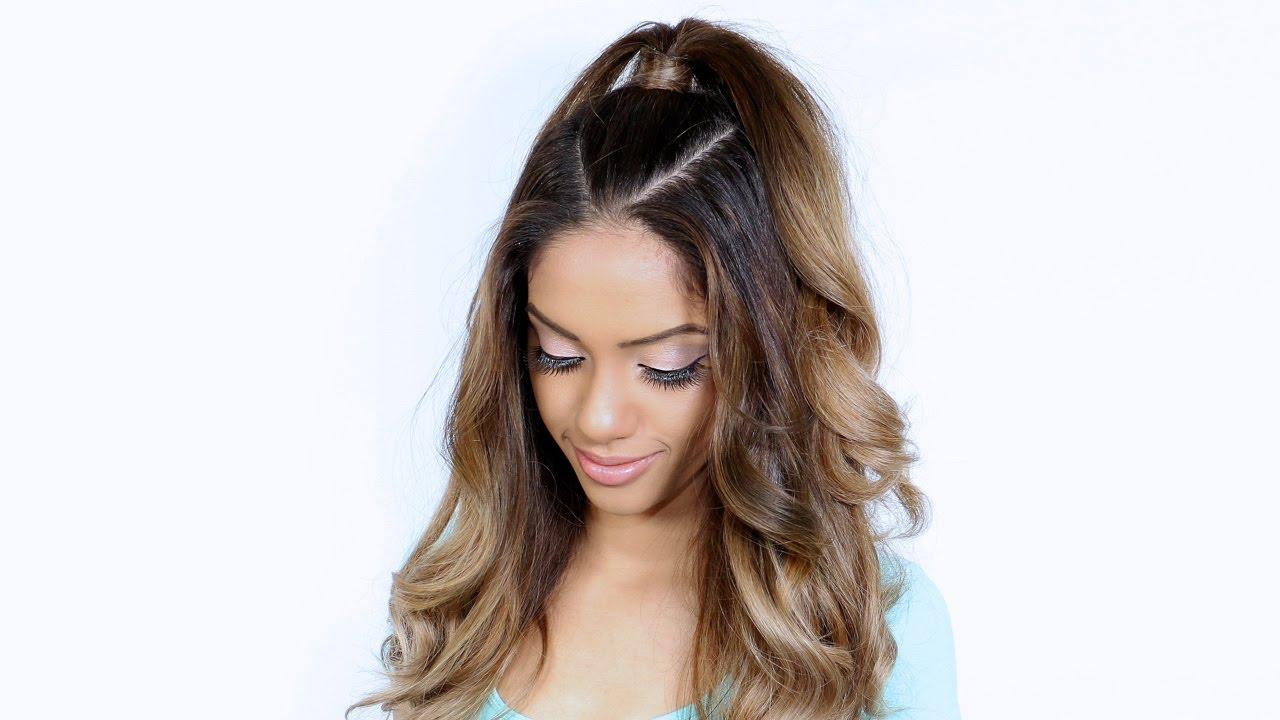 ultra chic ponytail
