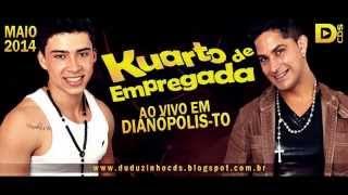 A MAIS PUTA DO MUNDO - KUARTO DE EMPREGADA - DIANÓPOLIS-TO