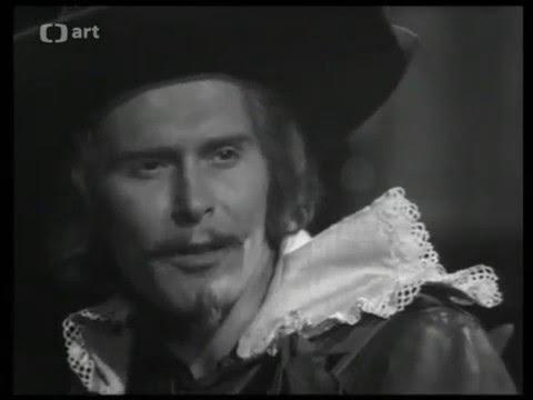 Cyrano z Bergeracu (TV-insenace 1971) -h.r.: Jaroslav Satoranský