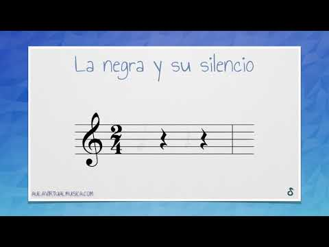 Lenguaje Musical con aulavirtualmusica.com - Primer Curso - Unidad 3