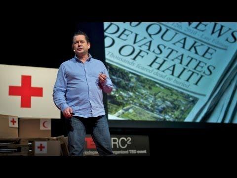 Digital humanitarianism - Paul Conneally