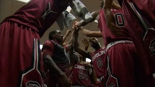 All Access: Gamecock Men's Basketball Vs. Clemson