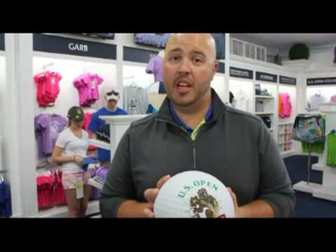 A Trip To The 2016 U.S. Open Merchandise Tent
