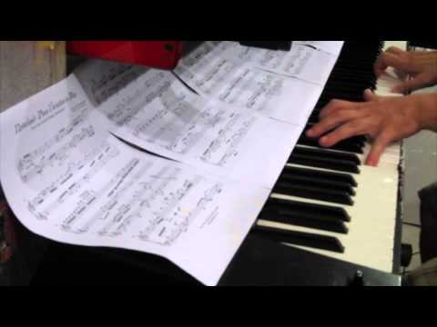 Neverland Piano Variation In Blue cover