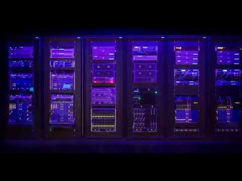 Dedicated hosting managed server