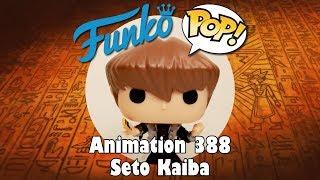 Yu-Gi-Oh! Seto Kaiba Funko Pop unboxing (Animation 388)