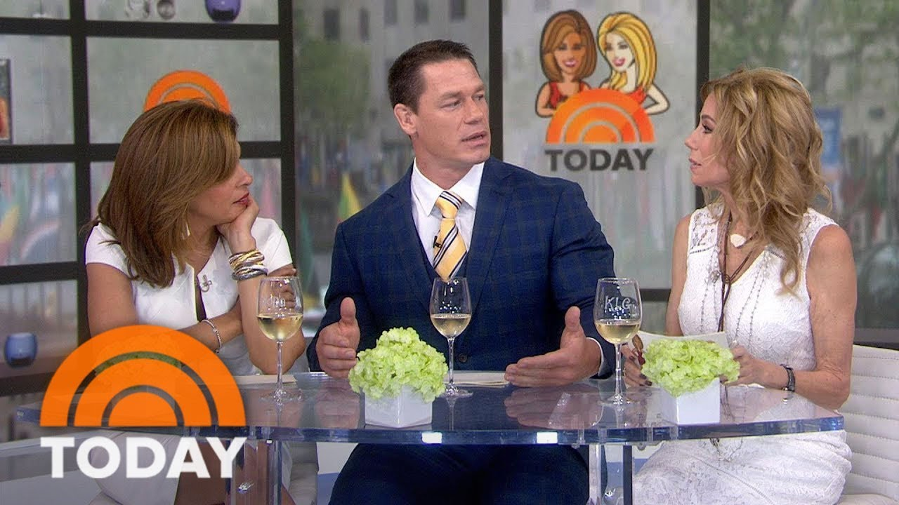 John Cena On His Split From Nikki Bella: 'I Had My Heart Broken Out Of Nowhere' | TODAY image