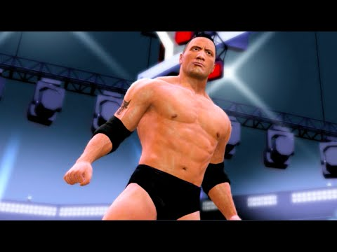 WWE 2K16 All Superstars Entrances - 동영상