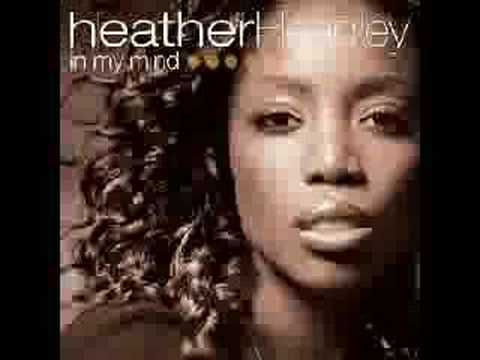 HEATHER HEADLEY- IN MY MIND