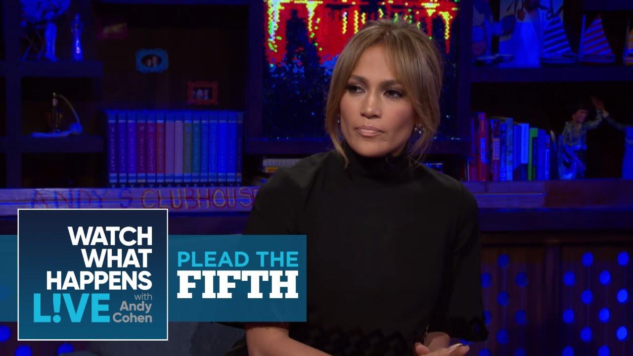 Download Jennifer Lopez On Her Feud With Mariah Carey   #FBF   Plead The Fifth   WWHL