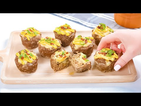 Keto Hamburger Cups Recipe – Low Carb, Juicy & Tasty (1g Net Carbs)