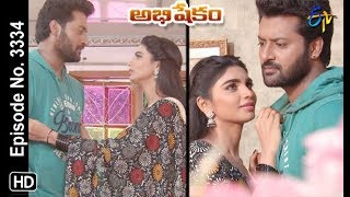 Abhishekam | 21st September 2019  | Full Episode No 3334 | ETV Telugu