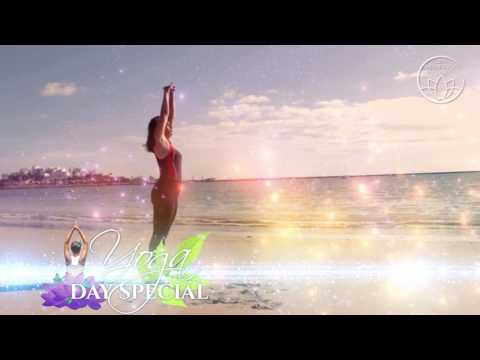 Yoga Day Special - Sun Salutation - Music for Morning Energizing Yoga Sequence HD