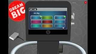 BERNINA-Q - Serie- Tool-Tipp - Erstellen Maschine Gruß und Personalisieren Touchscreen