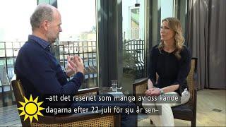 Terrordådet på Utöya blir film: Vill lyfta offrens historia  - Nyhetsmorgon (TV4)
