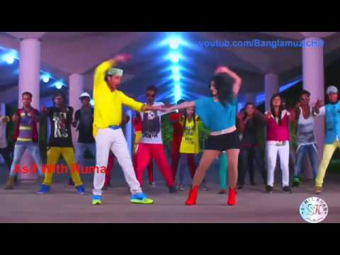 Love marriage Title Songs ft.Shakib khan, Apu Biswas
