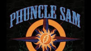 Phuncle Sam w/ guest Jeff Sipe set 2 @ Pisgah Brewing Co. 8-30-2018