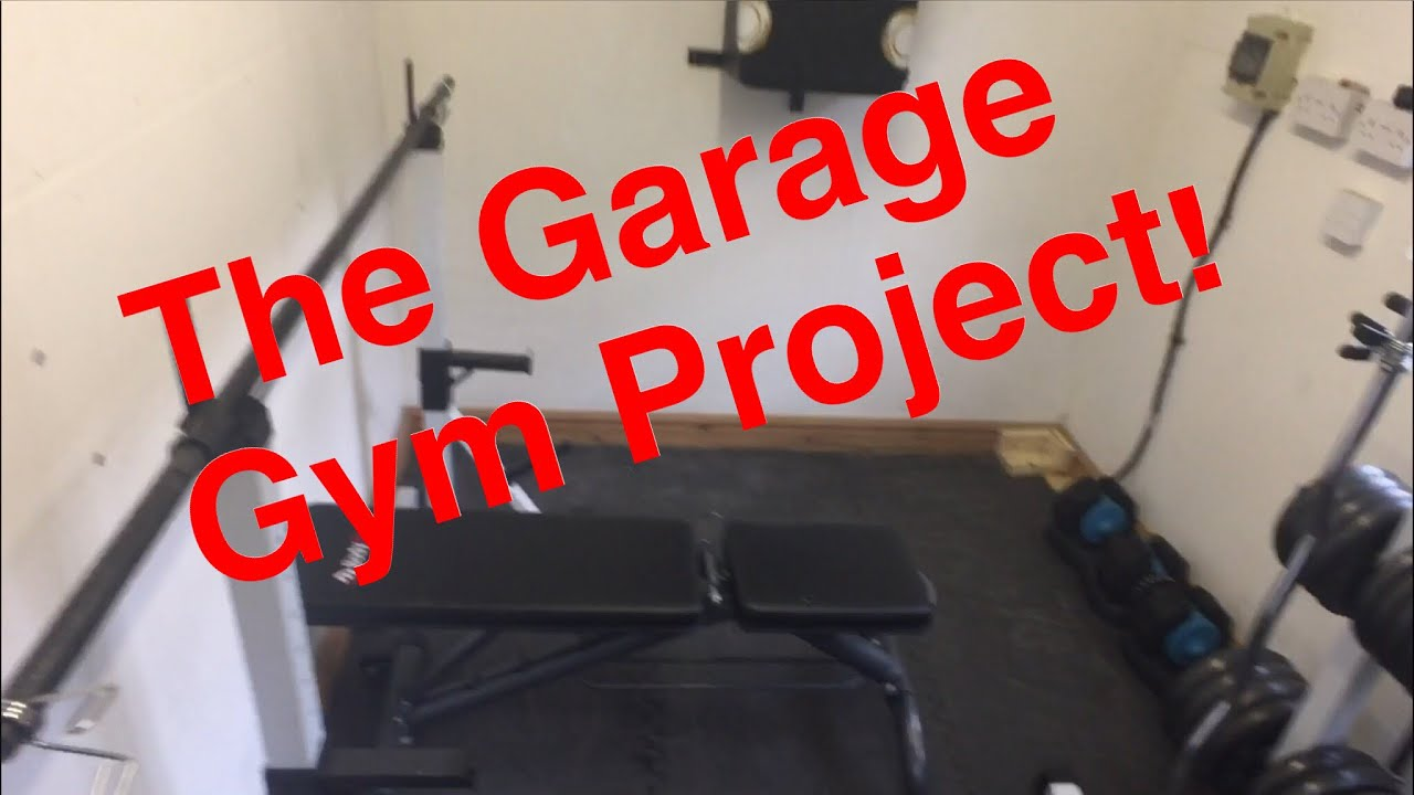 The garage gym project youtube