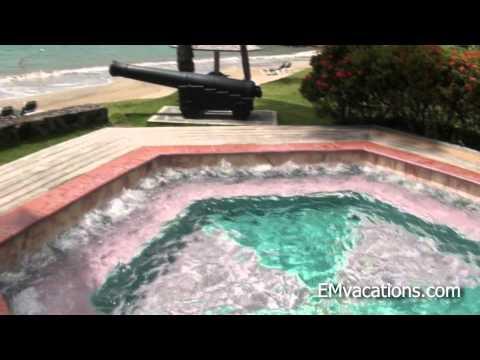 Sandals Halcyon Beach Resort St Lucia