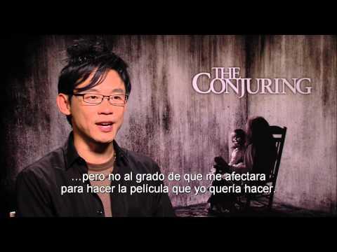 EL CONJURO - Entrevista con James Wan, Director HD - Oficial Warner Bros. Pictures