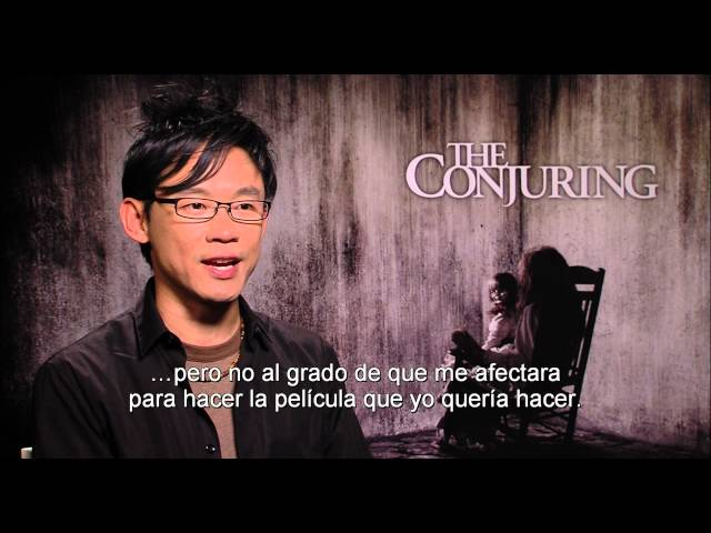 EL CONJURO - Entrevista con James Wan, Director HD - Oficial Warner Bros. Pictures Videos De Viajes