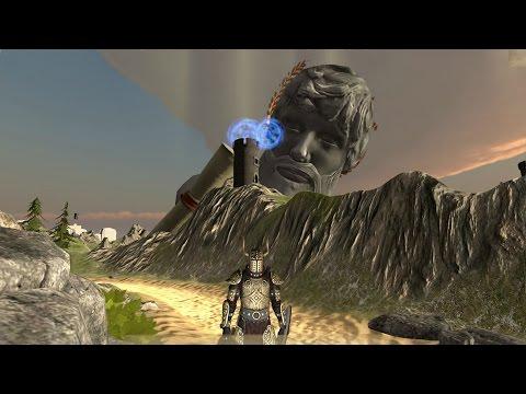 MAN VS GOD   Toledo VR Demo   HTC VIVE