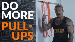 Get Stronger at Pull Ups  |  Using Resistance Bands
