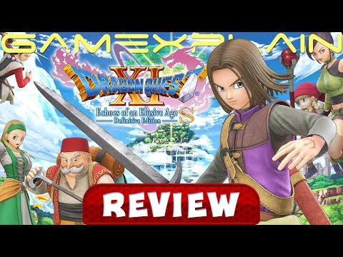 Dragon Quest XI S: Definitive Edition - REVIEW (Nintendo Switch)