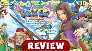 Dragon Quest XI S: Definitive Edition - REVIEW (Nintendo Switch) (Video Game Video Review)