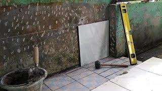 Tehnik Dan Cara Pasang Keramik Dinding Cepat Banget?