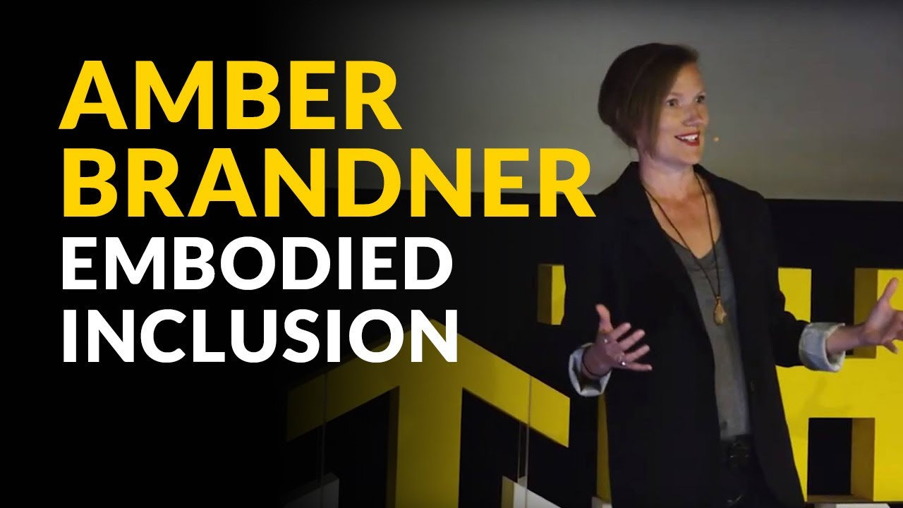 Embodied Inclusion: ThriveTalk featuring Amber Brandner