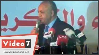 """مصطفى بكرى: المشير طنطاوى قال """"لن يكون البرادعى رئيس وزراء طول ما انا عايش"""""""