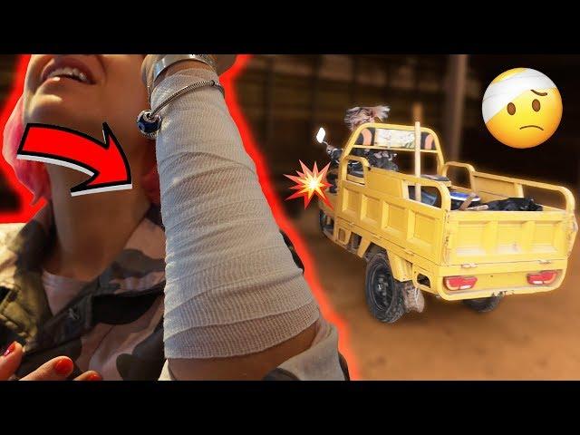 מורן עשתה תאונה! 💥