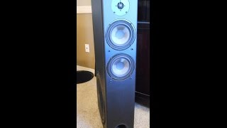 Yamaha NS-A1738 Tower speaker's