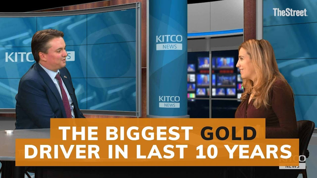 Gold demand: this is the biggest story of the decade says the Perth Mint