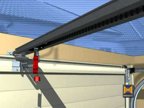 Hormann operator installation youtube - Montage porte de garage sectionnelle wayne dalton ...