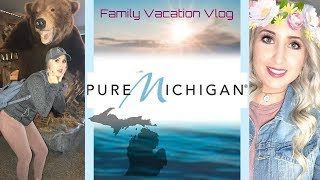 What We Did in Michigan Pt. 1 | Family Vacation
