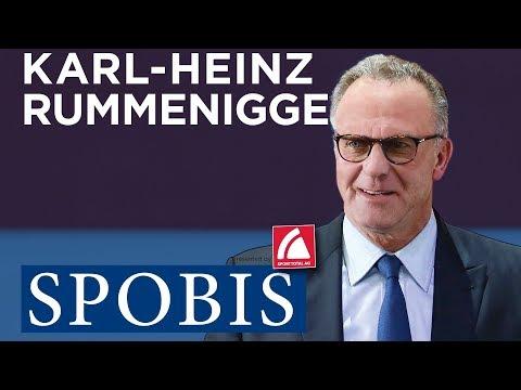 FC Bayern Chef Rummenigge im Talk über die Zukunft des Fußballs   SpoBiS 2014