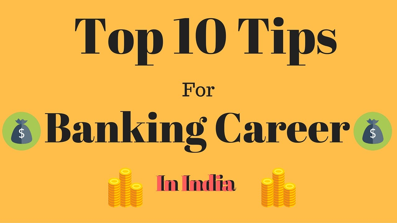 how to start a career in banking