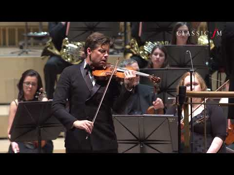 Julian Rachlin plays a Brahms cadenza