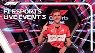 LIVE: F1 Esports Pro Series 2019 Event 3!