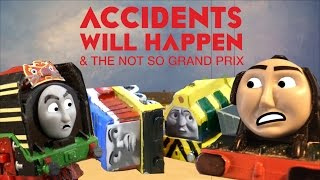 Accidents Will Happen + The Not So Grand Prix | Thomas Creator Collective | Thomas & Friends