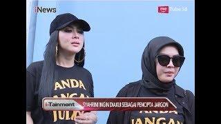Gambar cover Syahrini Marah Kepada Siti Badriah soal Lagu 'Lagi Syantik' - i-Tainment 11/07